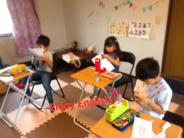 足利本部教室😊英語レッスン