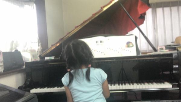 足利本部教室🎹水曜ピアノレッスン