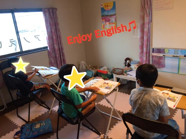 Enjoy English ⭐️英検Jr.bronze模擬